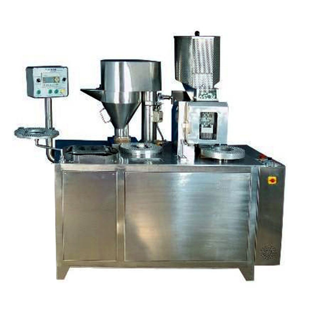 Leading Manufacturer Of Stainless Steel Food Processing